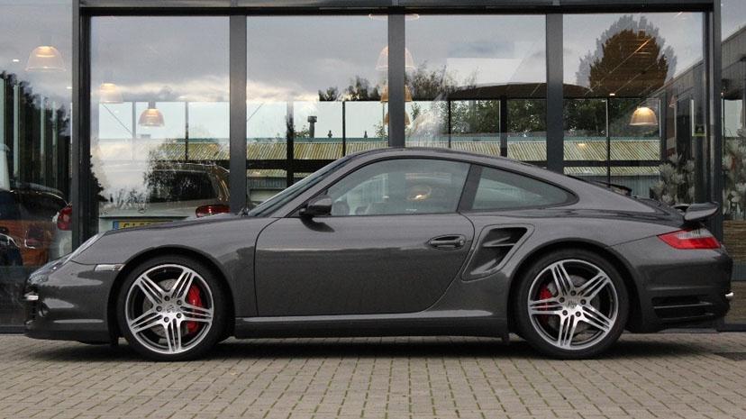 Porsche 997 turbo liberty cars exclusive automotive for Motor car portfolio site inventory