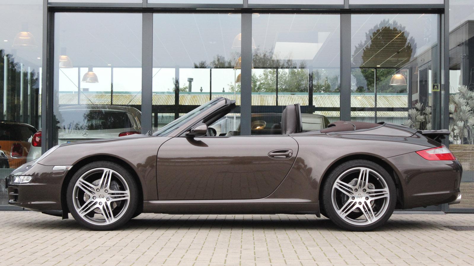 Porsche 911 997 3 6 liberty cars exclusive automotive for Motor car portfolio site inventory