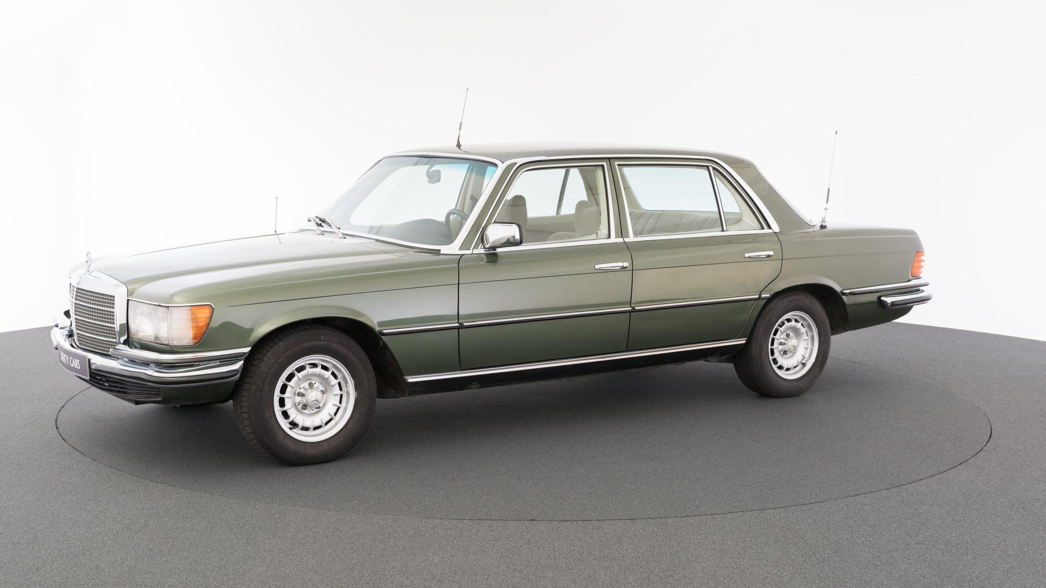 Mercedes Benz History Of Models >> Mercedes-Benz 450 SEL V8 | Liberty Cars Exclusive Automotive